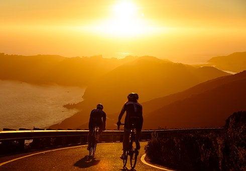 PixabayCyclingNatureAnd